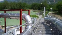 Impianto trattamento rifiuti speciali - biotrickling e impianto estrazione aria a servizio - Italia