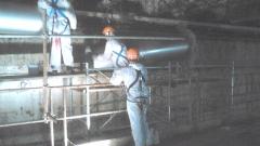 Impianto aspirazione industria siderurgica - impianto aspirazione - Italia