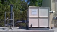 USA Monashell wastewater plant